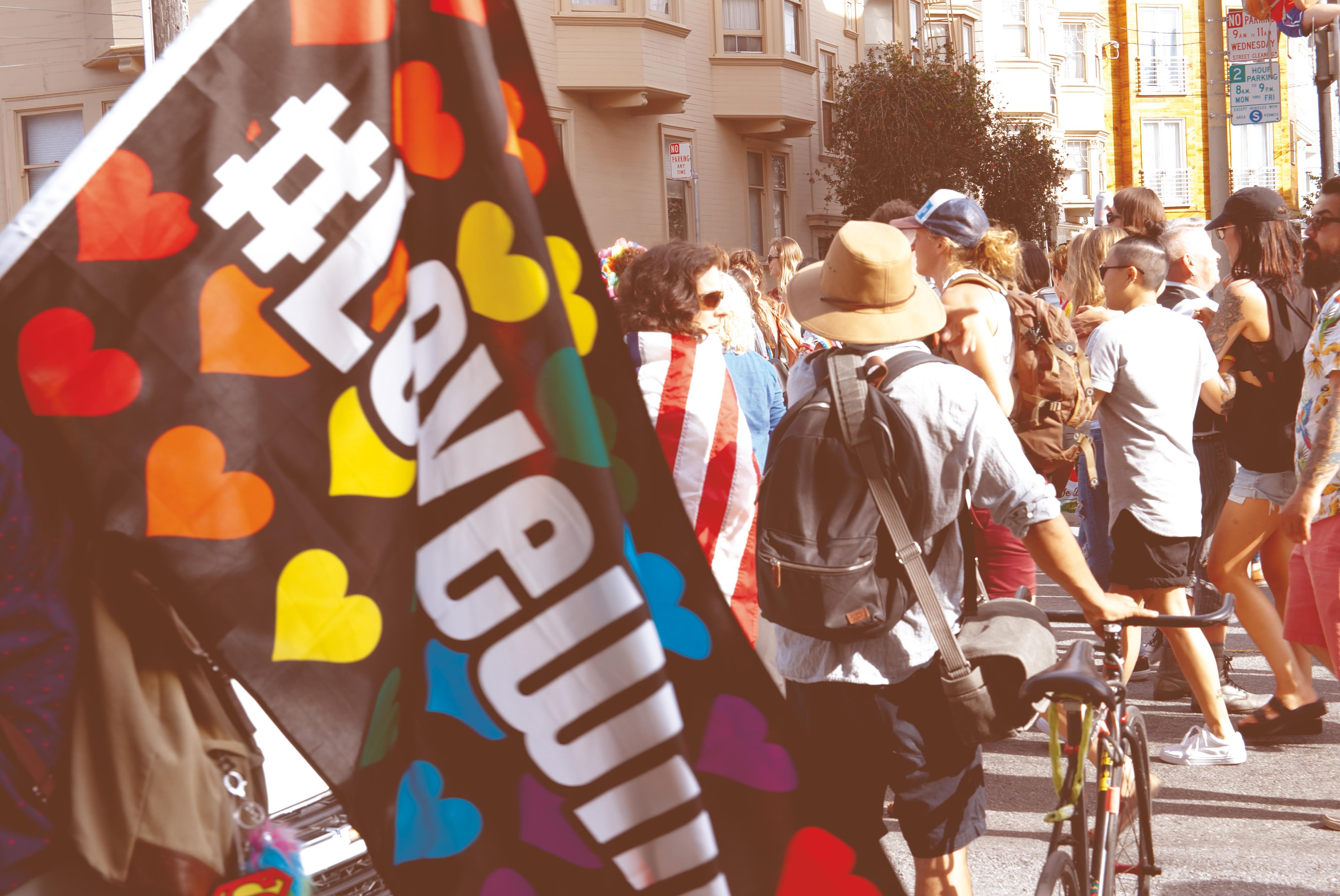 San Francisco Pride Parade 2017 Knelaquattro